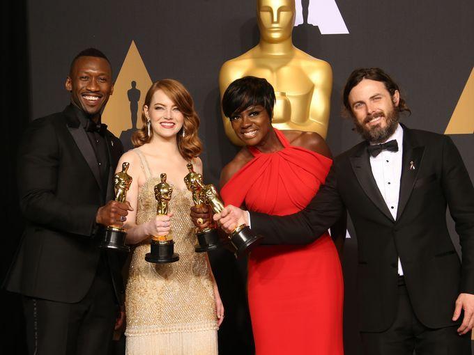 2017 Oscars | Academy Awards 2017 | Oscar