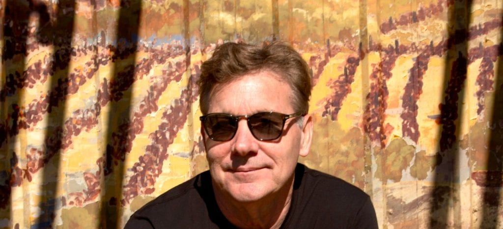 Sideways author Rex Pickett