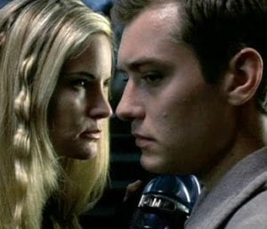 Jude Law in eXistenZ | Beyond The Box Set