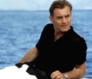 Jude Law in The Talented Mr Ripley | Beyond The Box Set