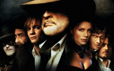 #38 | The League of Extraordinary Gentlemen