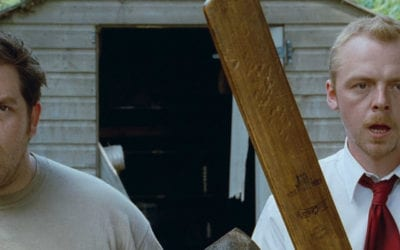 #40   Shaun of The Walking Dead