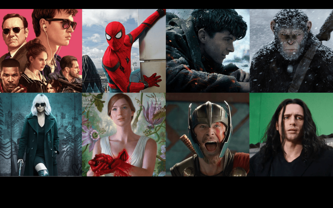 BONUS | Pitching Sequels to the Movies of 2017 – Part Two
