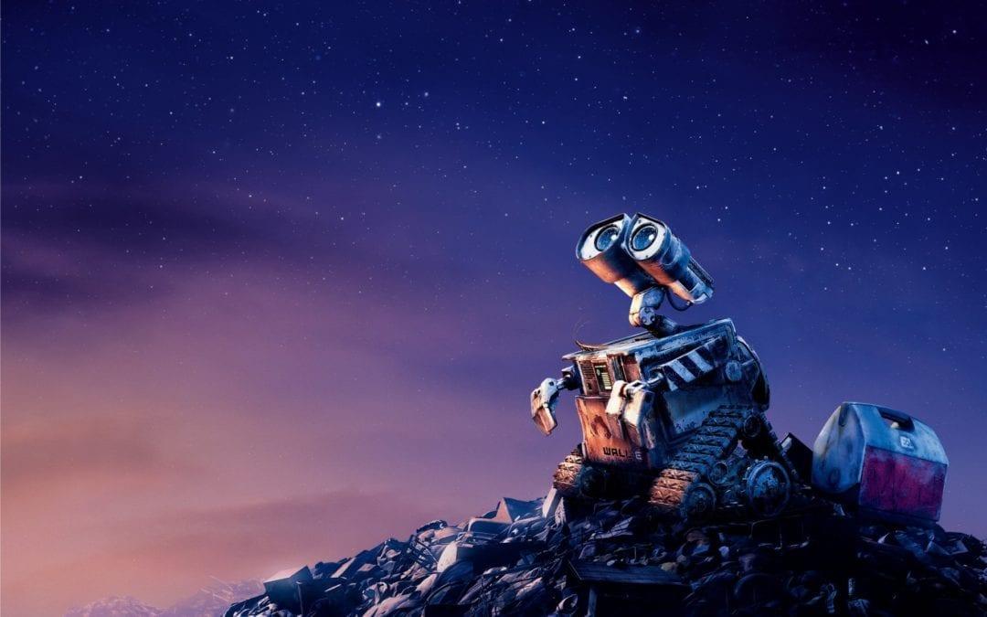 #46 | WALL-E 2: A Garbage Movie