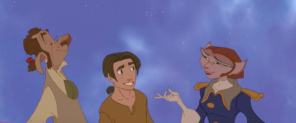 Treasure Planet   Disney   Sequel   Beyond The Box Set