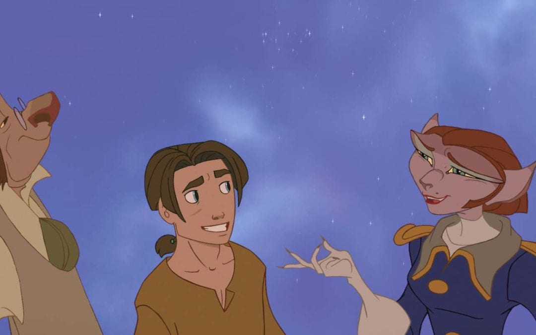 #65 | Treasure Planet 2: A Disney Crime Story (feat. Dr. James Mason)