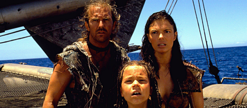 Waterworld | Kevin Costner | Beyond The Box Set | Best Movie Podcasts
