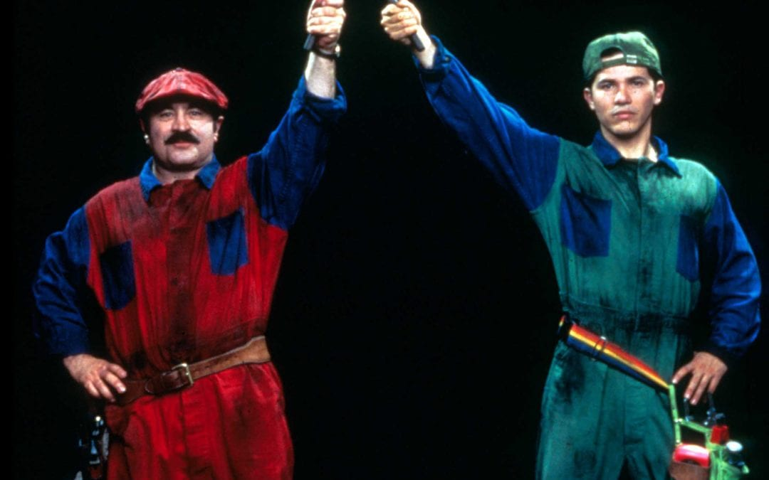 #3 | Super Mario Bros 2: The Quest for Peach