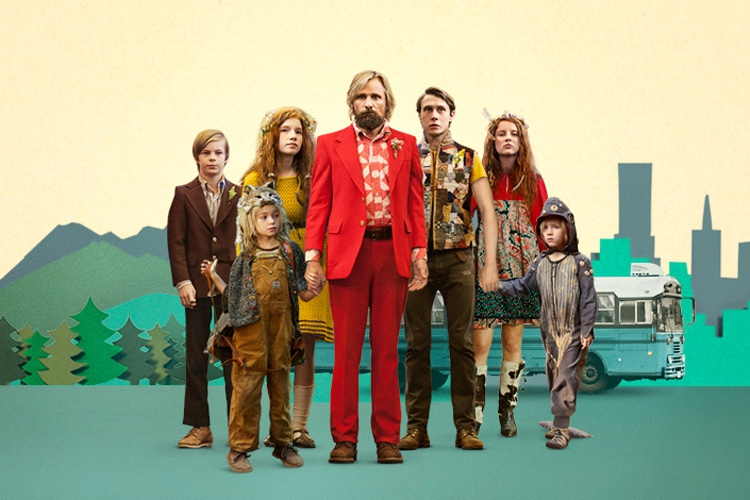 Captain Fantastic | Movie Review | Viggo Mortensen
