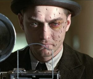 Jude Law in The Road to Perdition | Beyond The Box Set