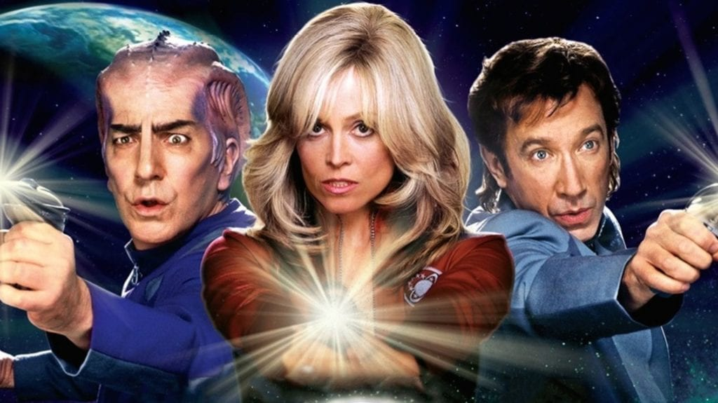 Galaxy Quest | Sequel | Beyond The Box Set | Best Movie Podcasts