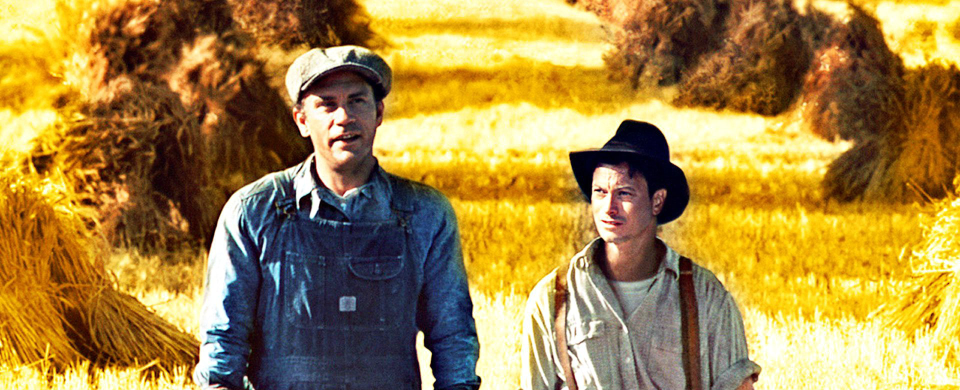 Of Mice and Men | John Steinbeck | Gary Sinise | Best Movie Podcasts
