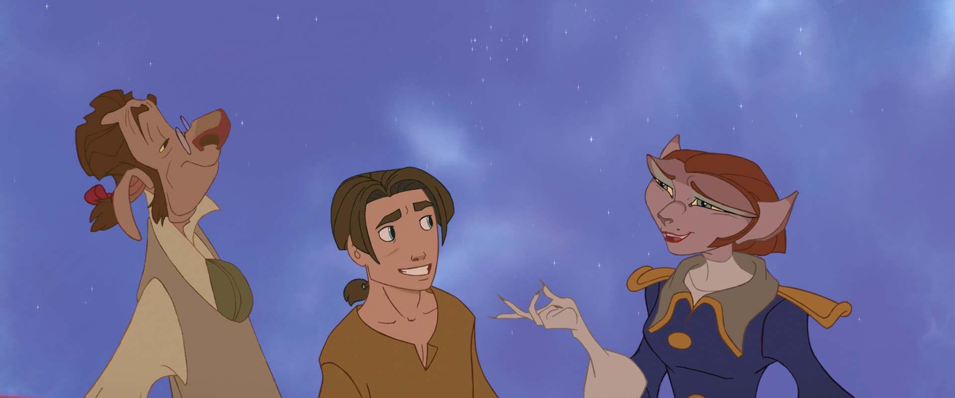 Treasure Planet | Disney | Sequel | Beyond The Box Set