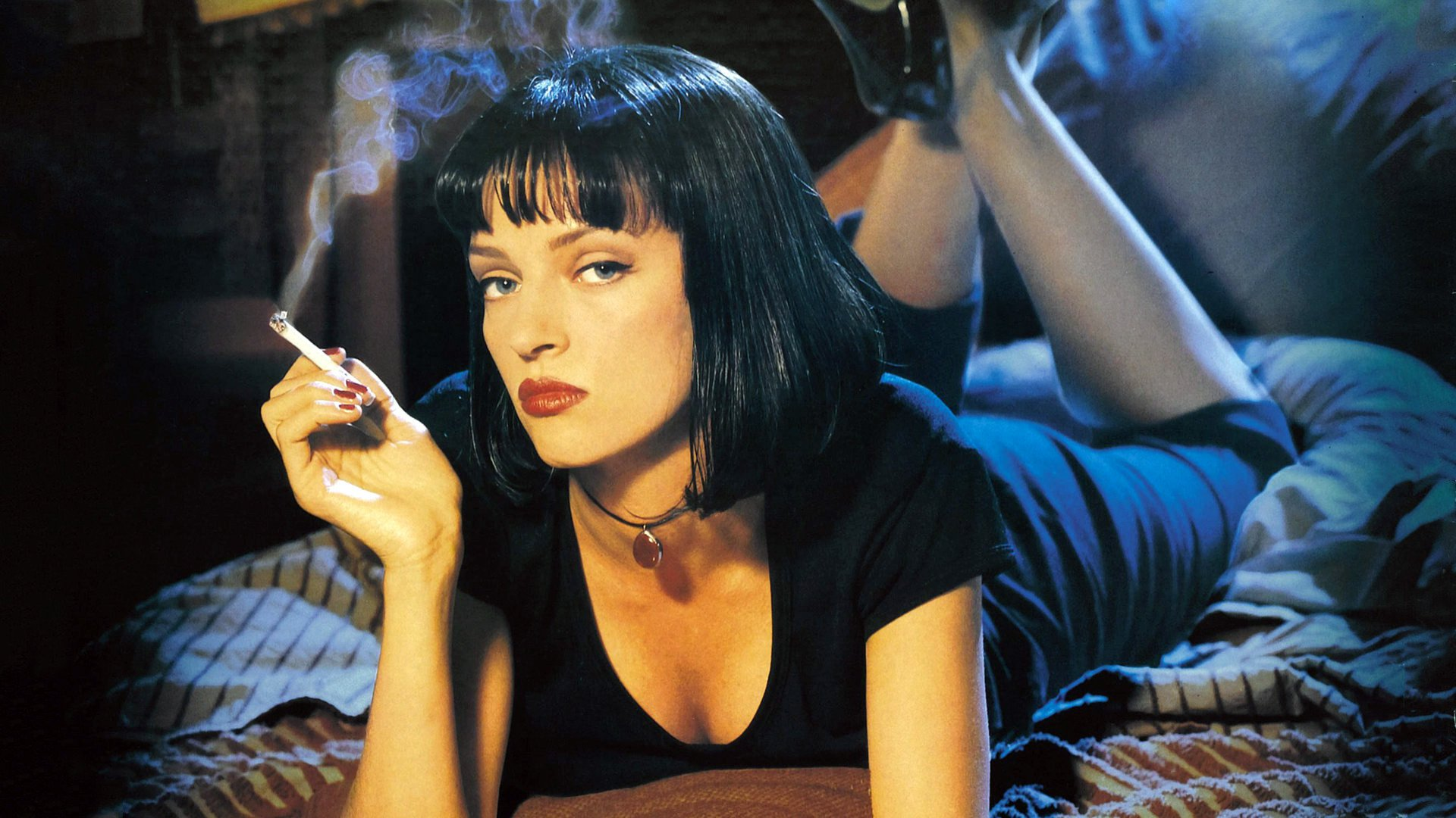 Pulp Fiction | Uma Thurman | Beyond The Box Set Podcast