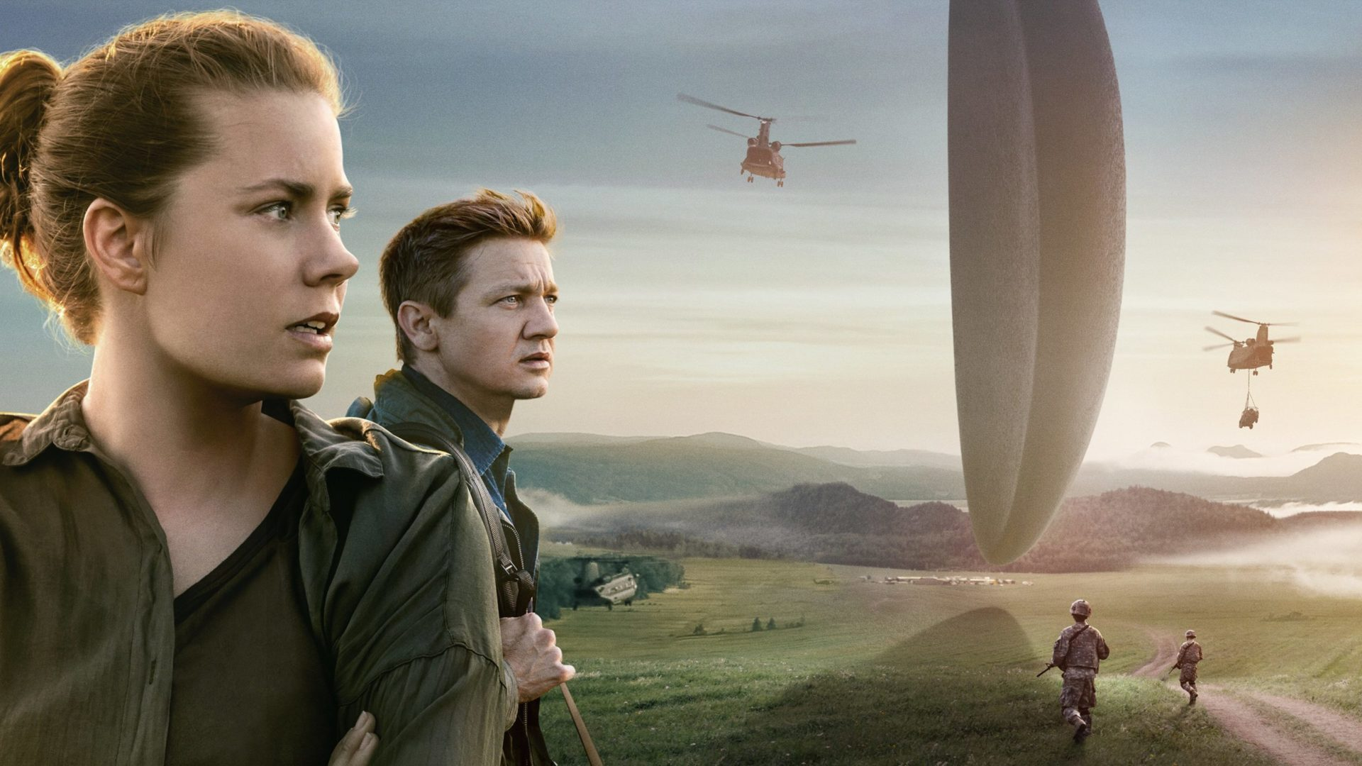 Arrival | Amy Adams | Denis Villeneuve | Beyond The Box Set Podcast