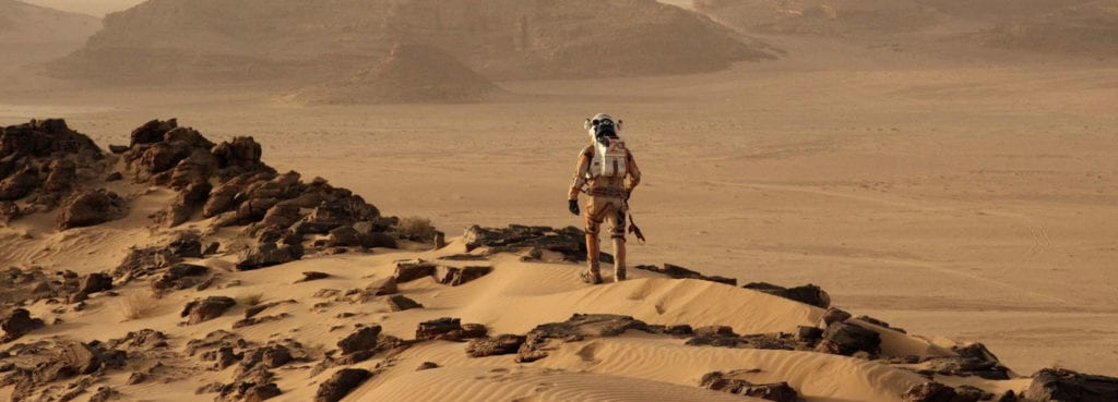 The Martian | Matt Damon | Ridley Scott | Sequel | Podcast