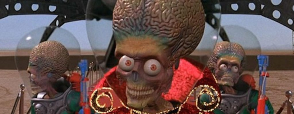 Mars Attacks | Tim Burton | Sequel | Beyond The Box Set
