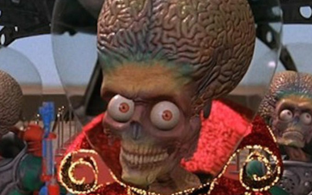 #113 | Mars Attacks 2: Cat Women From Venus!