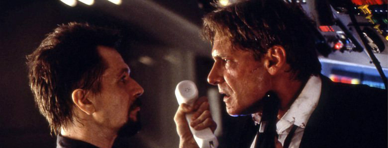 Air Force One | Harrison Ford | Gary Oldman | Sequel